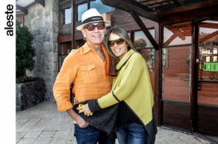 Mario Ramos y Ana Rosa Siles