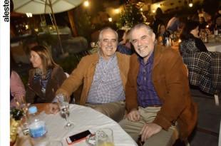 Sergio Fernández y Guillermo Murdoch
