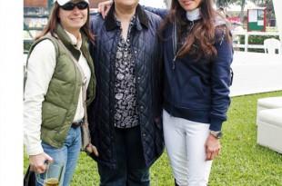 Valia di Paolo, Mariana Berckemeyer y Carmen Morelli