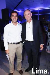 Alejandro Ruiz de Somocurcio y Carlos de Trazegnies
