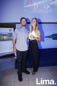 Alexander Zimmermann y Stephanie Zimmermann