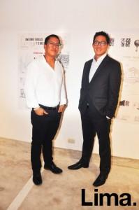 Álvaro y Thait Chang