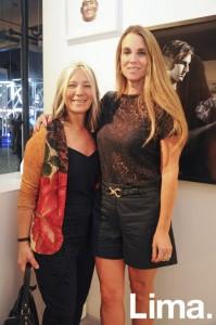Ana de Orbegoso y Sonia Cunliffe