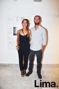Camila Aramburú y Andrés Campbell