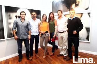 Chiara, Matías, Hans, Jorge, Roxana y Stefano Stoll  (4)
