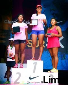 Emilia Espinoza, Hetaira Palacios y Raymijjid Farfán