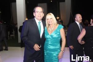 Lionello y Erika Mas