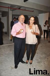 Fernando de la Flor y Yeye Hammann