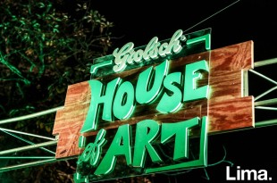 House of Art by Grolsch– Festival de Arte Urbano