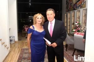 Sofía y Jaime Gonzales