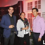 Jorge Ode , Melissa Estremadoyro y Mariano López