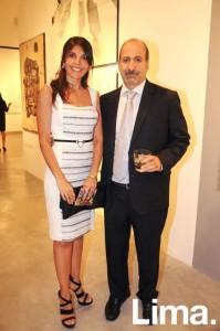 Karime y Jorge Bendeck