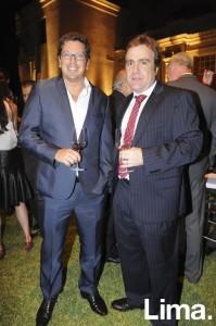 Luis Felipe de la Flor y Santiago Mesa