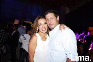 Giuliana Robles y Juan Manuel Iglesias
