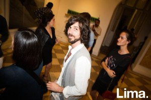 Lorenzo Ferreyros en Galería 80m2