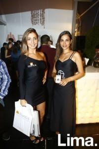 Fátima Gotuzo y Alessandra Reyes