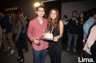 Andrés y Alexia Arredondo