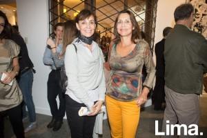 Lourdes Rodríguez Valencia y Hanni Illmann