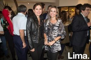 Mariella Palomino y Gisella Angulo
