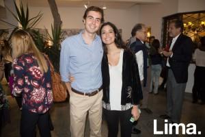 Rodrigo Escardó y Maria Jiménez