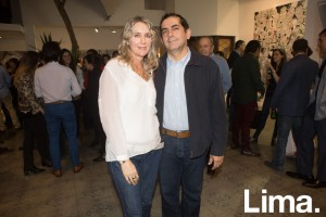 Marisa Castro y Héctor Flores