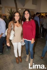 Alexandra Gamero y Hesen Ali-Darwish