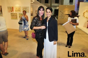 Maeve Thornberry y Ana Teresa Vega Soyer