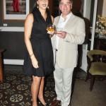 Maria José Cabrera y Ken Lindsay