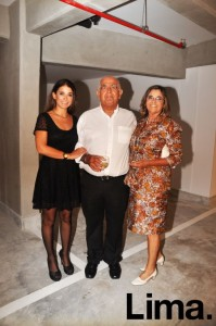 Maria Teresa , Raúl y Maria Teresa Chávez