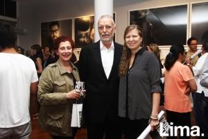 Mariela Agois, Ramiro Llona y Meritxell Thorndike