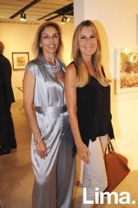 Marilú Vignati y Milena Aguirre