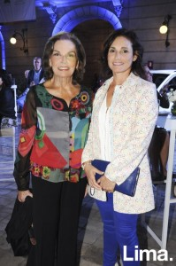 Nena Terán y Maria Pía Cavagnari