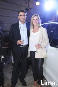 Patricio y Cecilia Lira