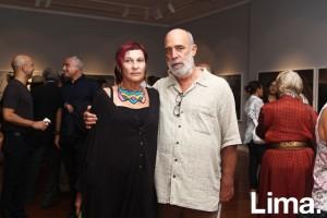 Ricardo Wiese y Laura Benetti