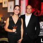 Verónica Cipriani y José Pagano