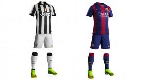Juventus vs. Barcelona
