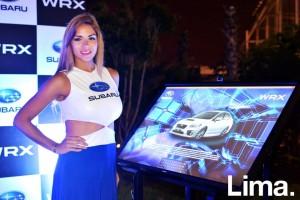 Presentando el espectacular Sedan deportivo, New WRX STI