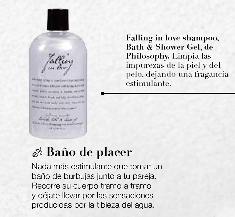 Falling in love shampoo, Bath & Shower Gel