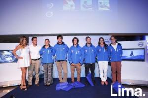 Equipo Volvo Sailing Awards