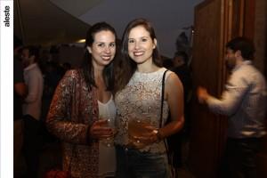 Adriana Alayza y Mayita Ruiz de Somocurcio