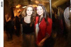 Camila Navarro y Shena Alarco