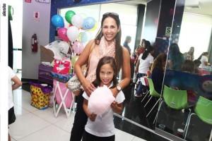 Fiorella Bernaola y Emma Sims