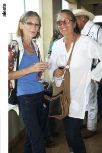 Francoise Sme y Carolina Viale
