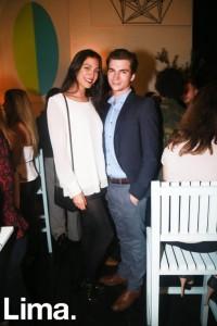 Lorena Larriviere y Arnaud De Prass