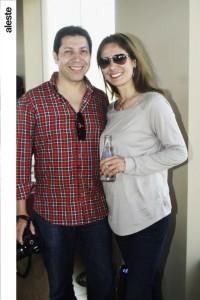 Javier Benavides y Paty Benavides
