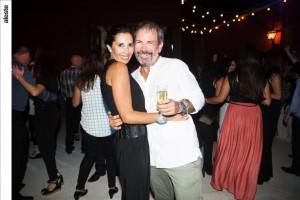Sandra Freire y Jordy Puig