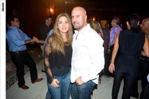 Melissa Garrido y Jose Carlos Rivero
