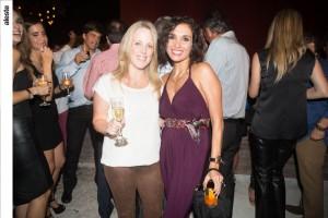 Jenny Lindley y Flavia Zecchinato