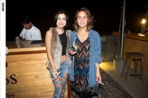 Aldana Darcourt y Francisca Razzeto