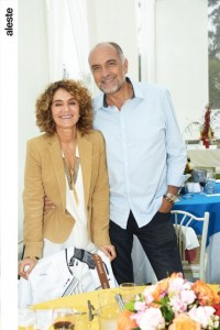 Mónica Casalino y José Guislan